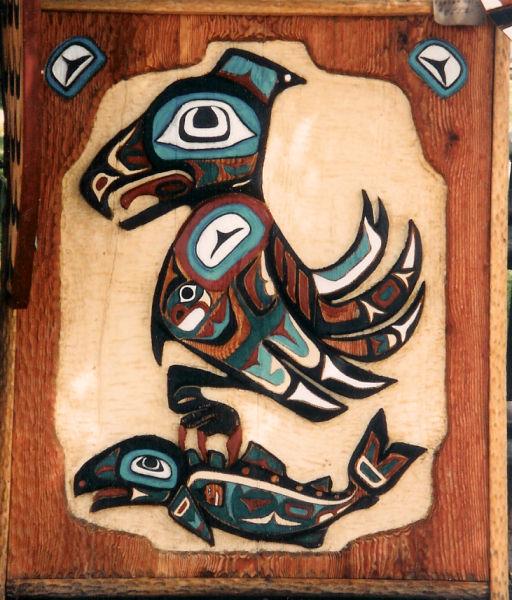 Totem Poles Totem Art Custom Story Poles